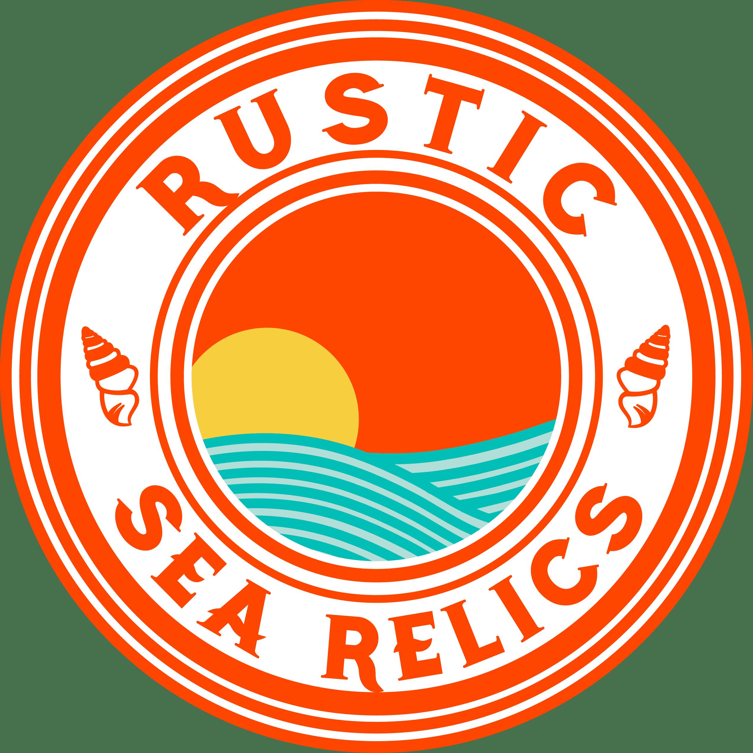 rustic sea relics logo