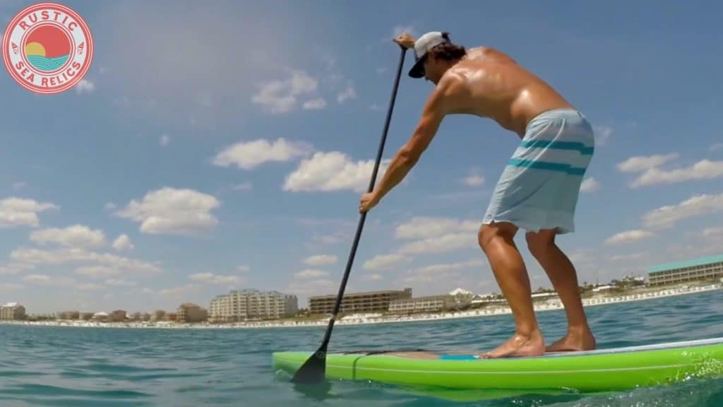 Paddle Board Technique