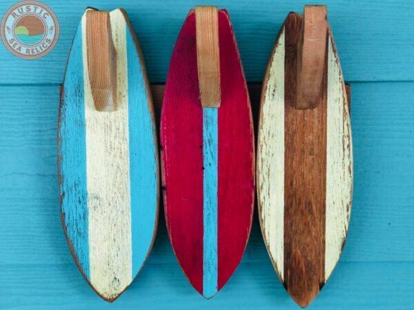 3 surfboard towel rack