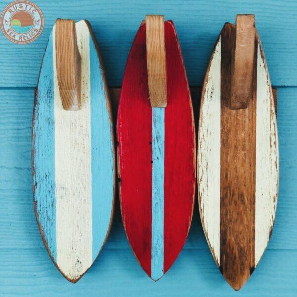 3 Surfboard Towel Rack Thumbnail